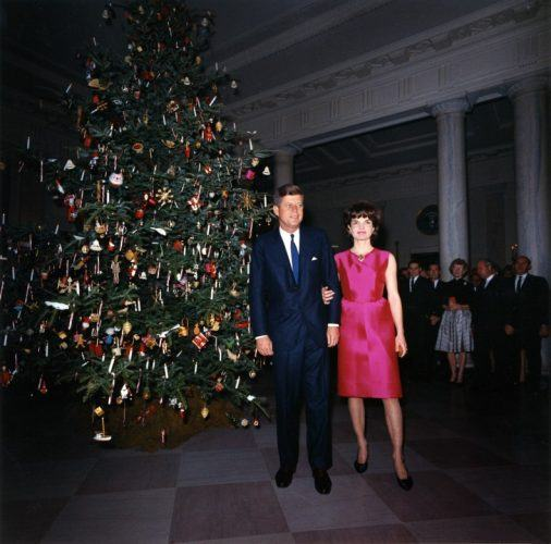 Kennedys Christmas 1962