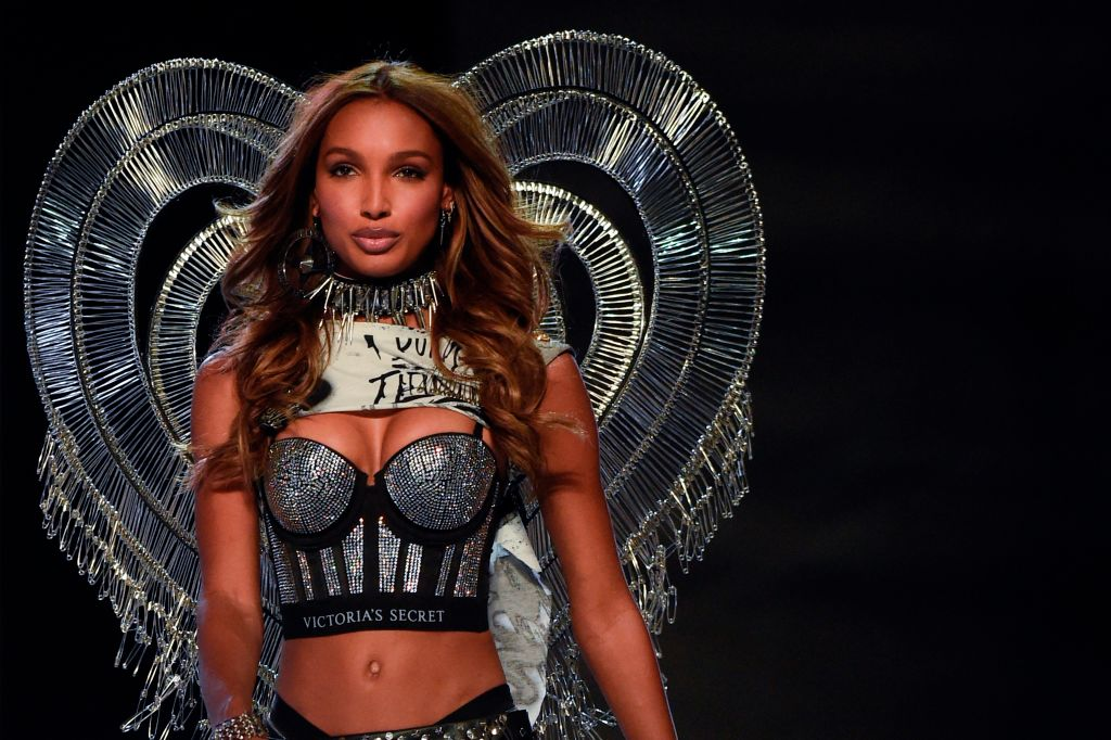Jasmine Tookes Victoria's Secret Fashion Show