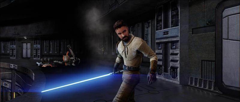 Jedi Outcast