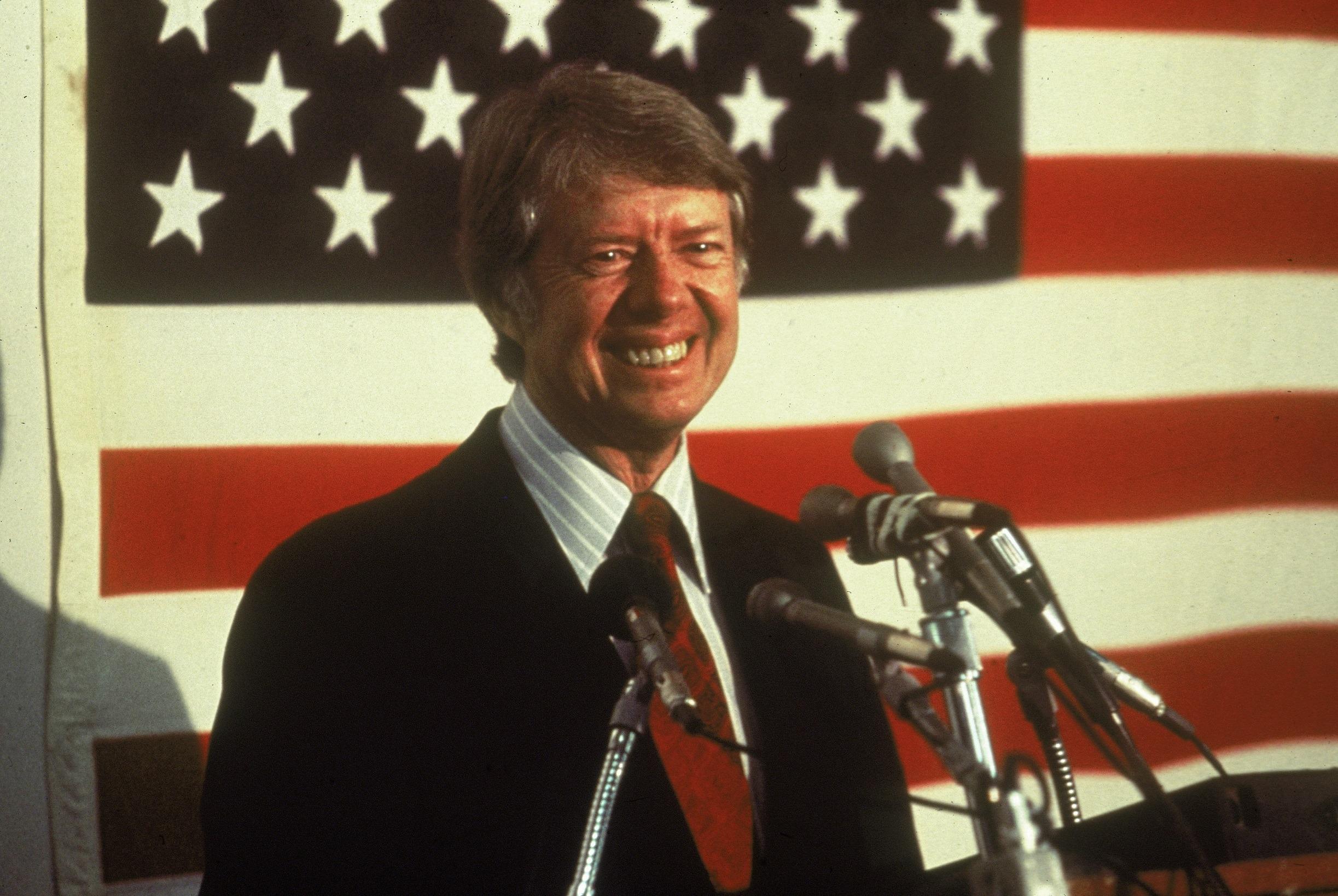 President Jimmy Carter