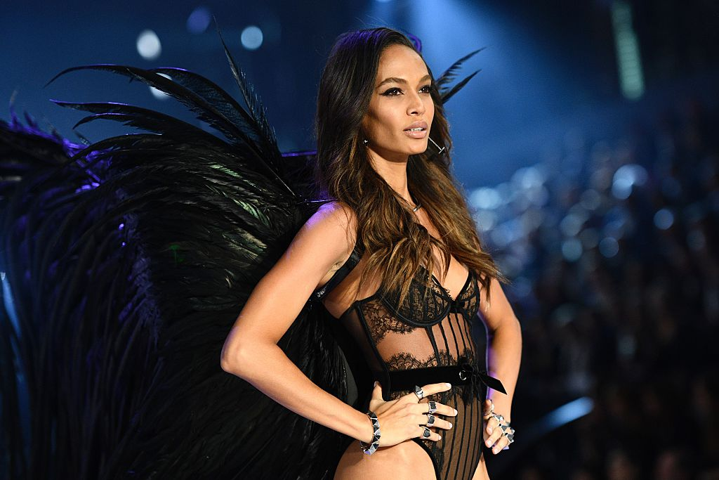 Joan Smalls Victoria's Secret Fashion Show