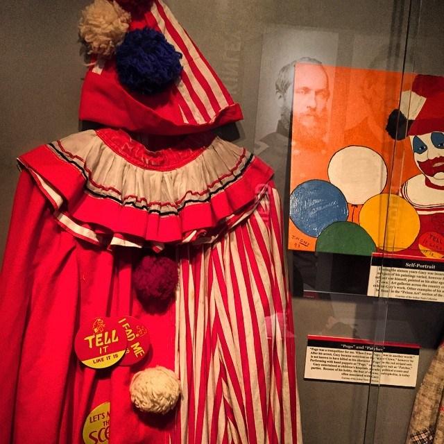 John Wayne Gacy clown