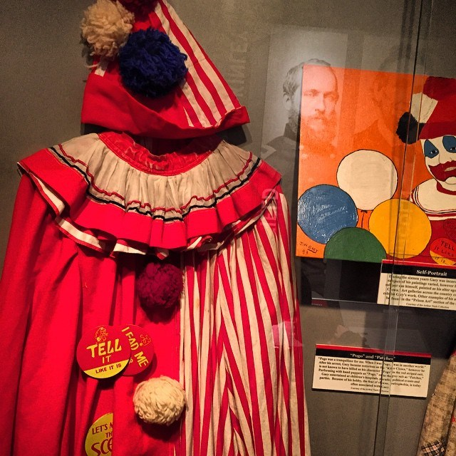 John Wayne Gacy clown