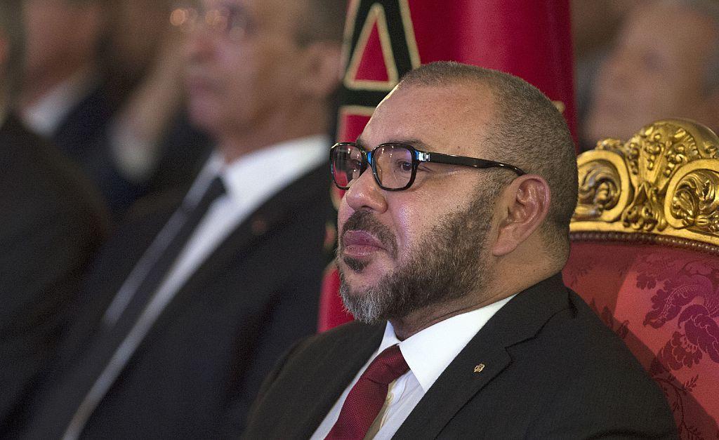 Moroccan King Mohammed VI