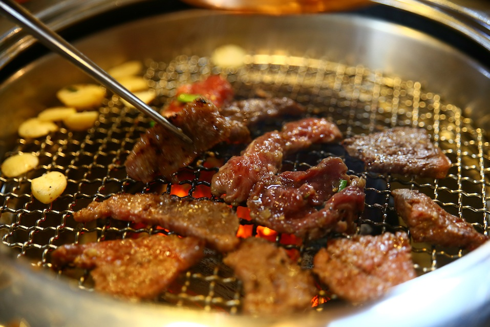 korean food Bulgogi