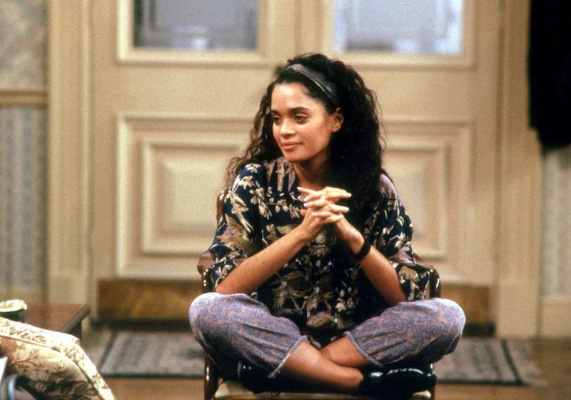 Lisa Bonet on The Cosby Show