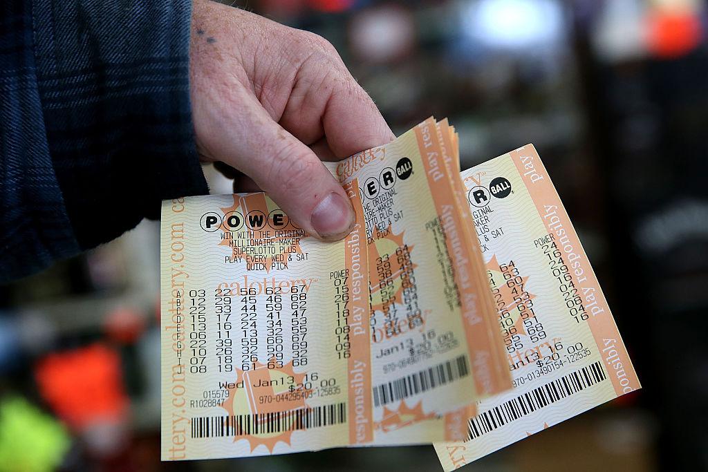 Powerball Lottery Jackpot