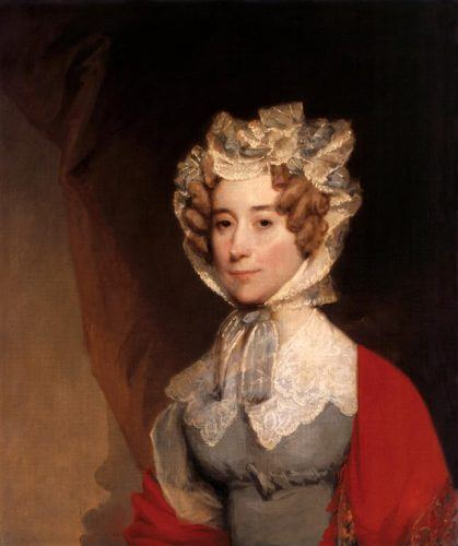 louisa adams portrait