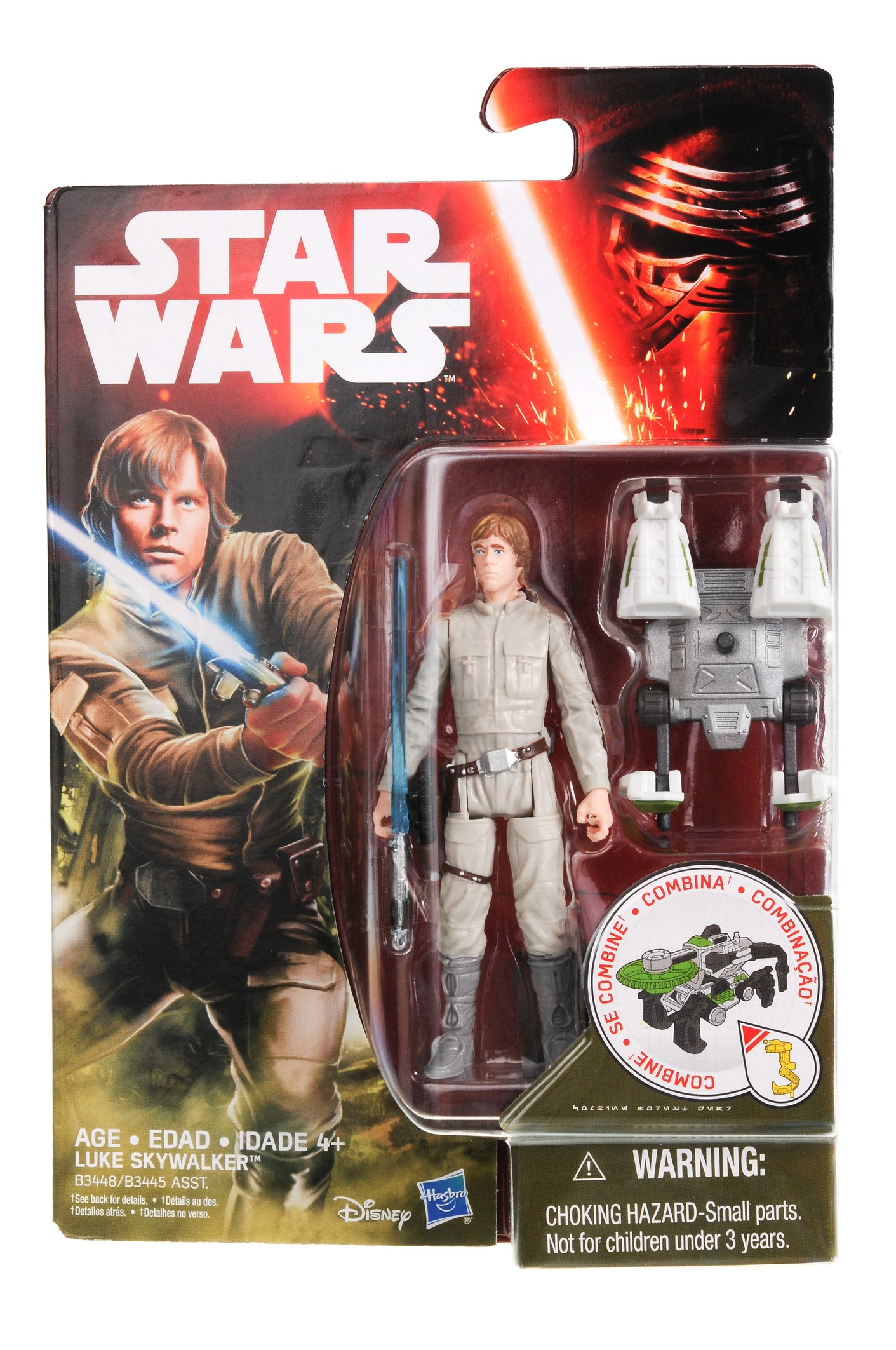 Luke Skywalker Action Figure