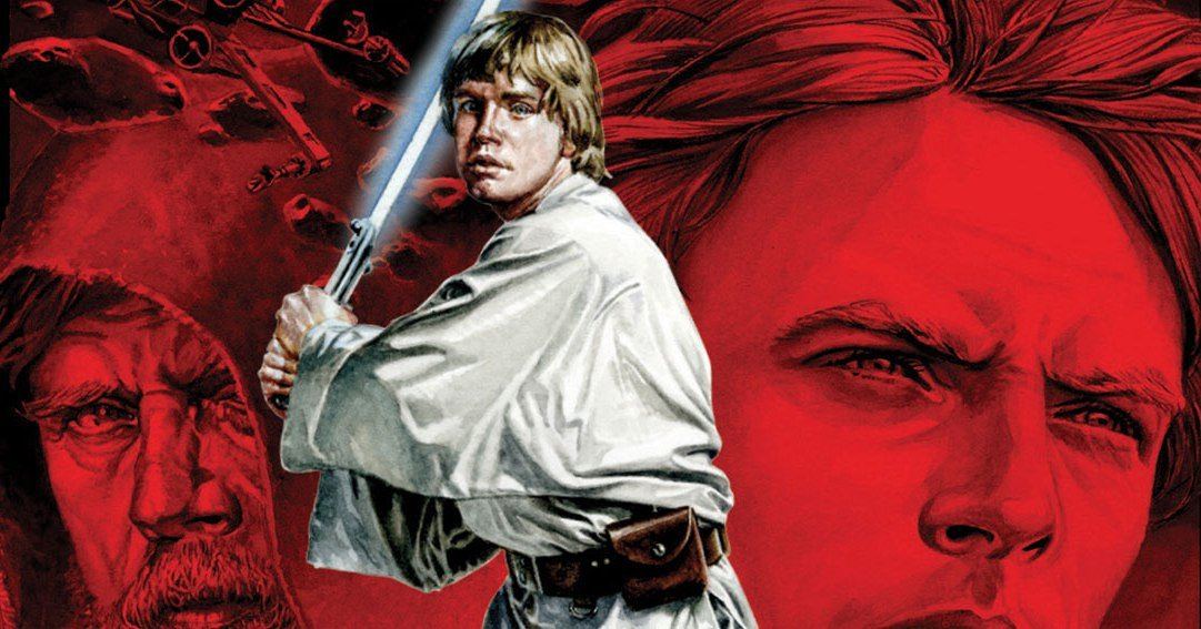 The Legends of Luke Skywalker cover