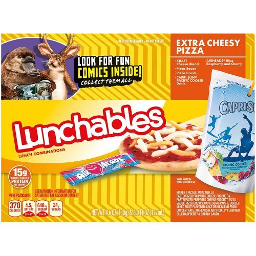 Pizza Lunchables