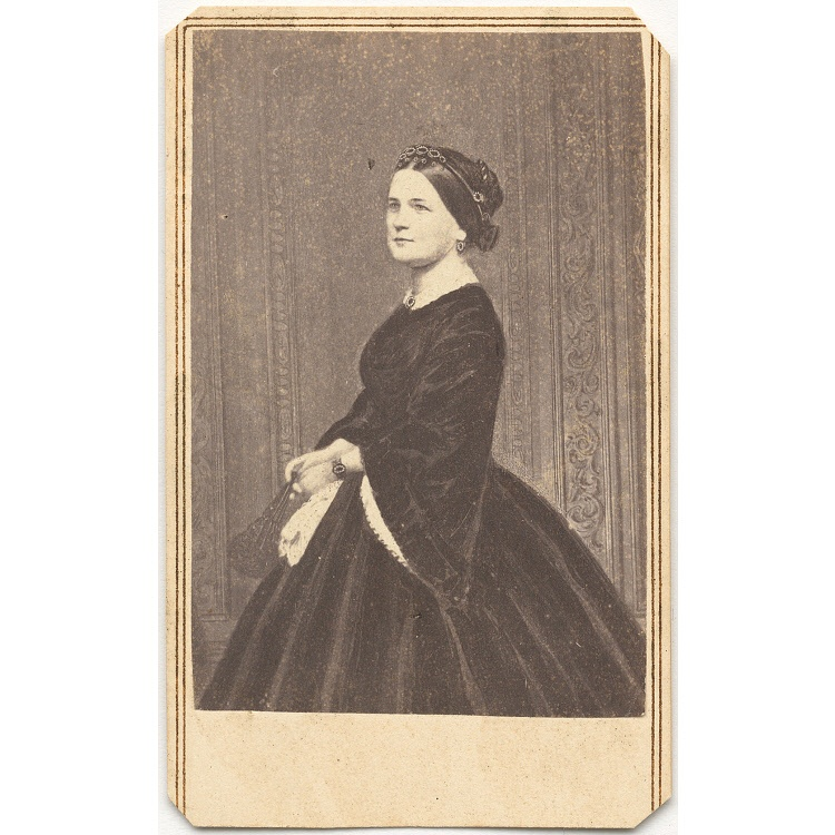 mary todd lincoln official portrait