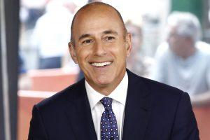 Matt Lauer Moments That Totally Weird Us Out Now