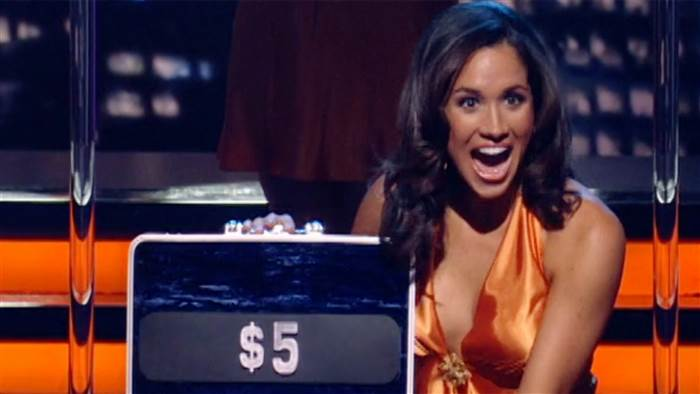Meghan Markle on Deal or No Deal