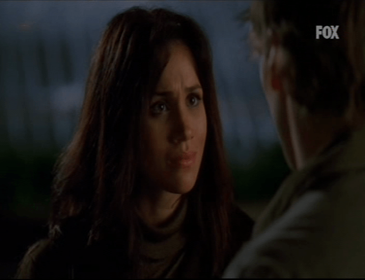 Meghan Markle on Without a Trace