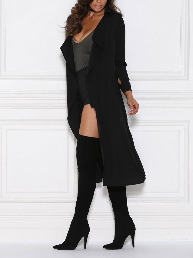 Dulce Duster Coat