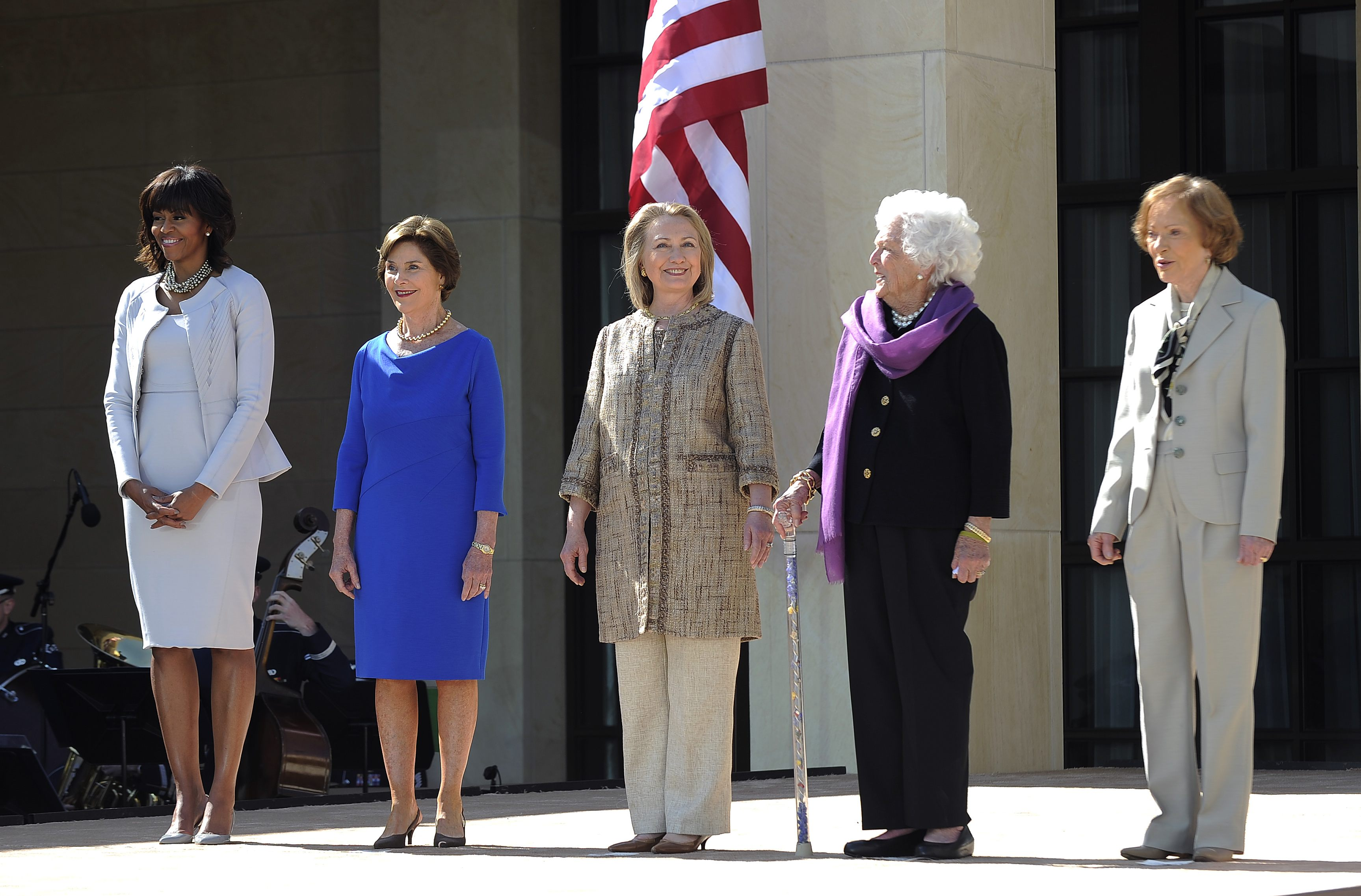First Ladies of the United States