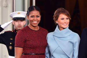 Michelle Obama vs. Melania Trump: Why the Current First Lady Hasn't Stepped Into Her Role
