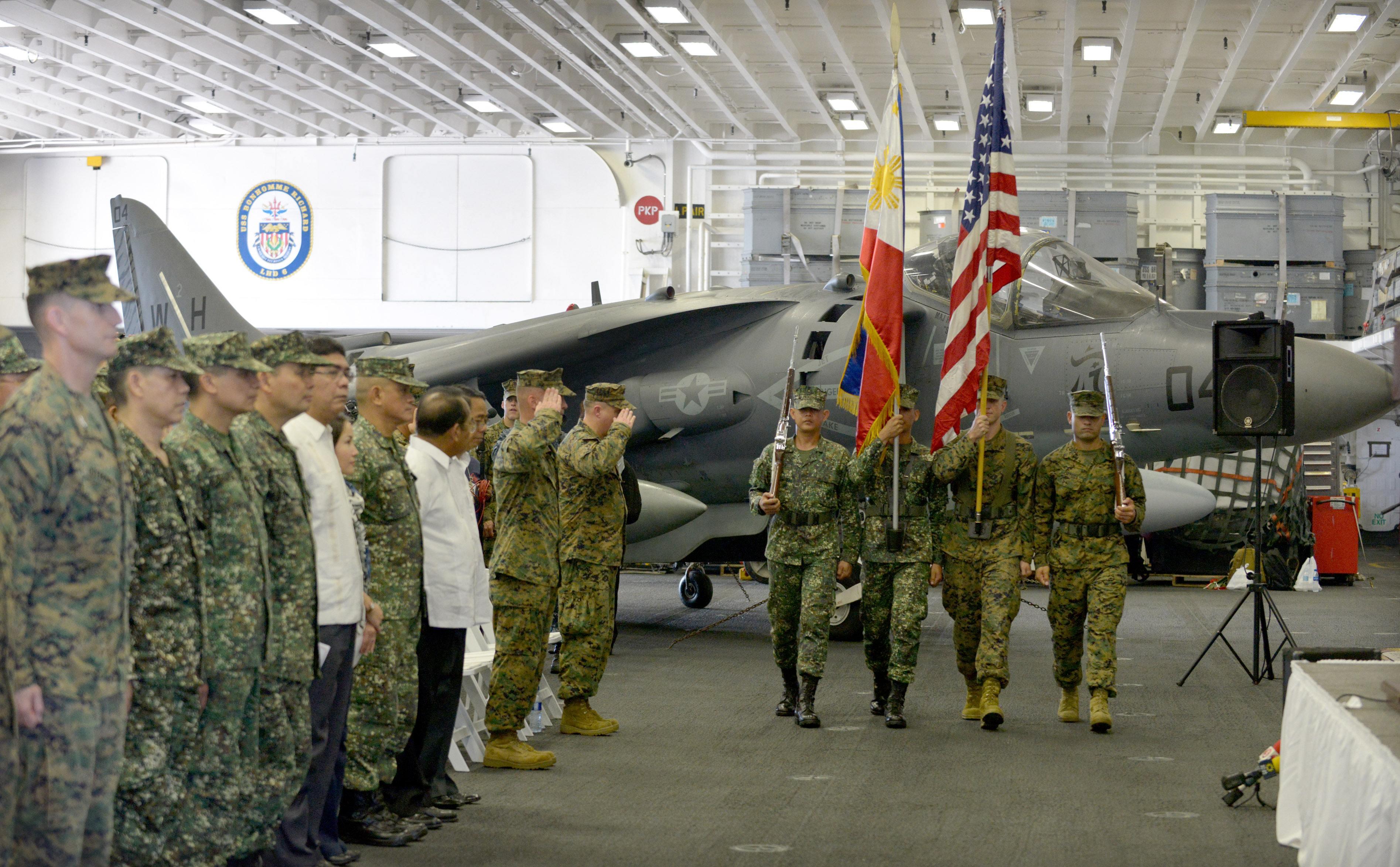 US Military base Philippines