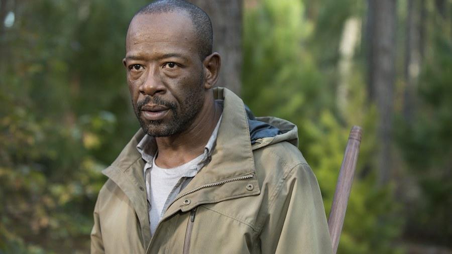 Morgan Jones stands outside in a beige jacket