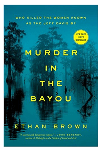 Murder in the Bayou book