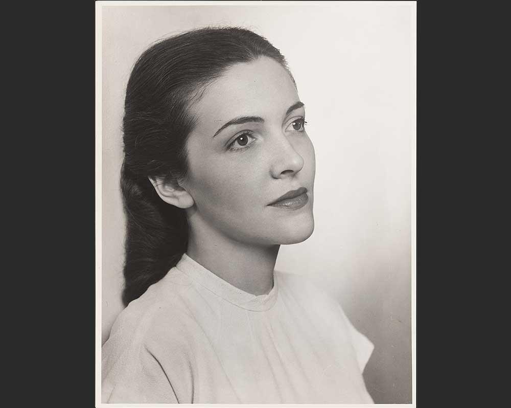 nancy reagan portrait