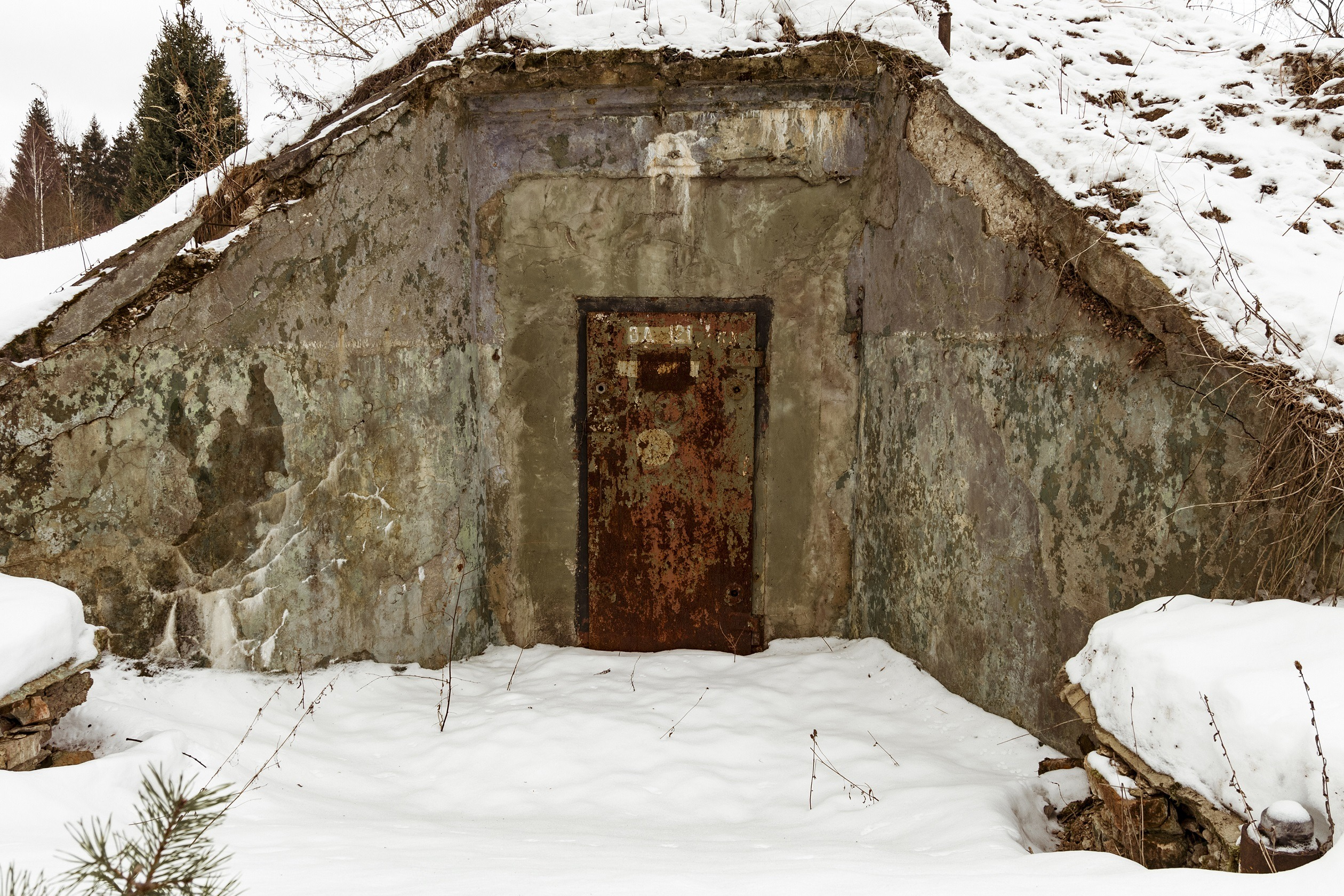 Nuclear Blast Shelter