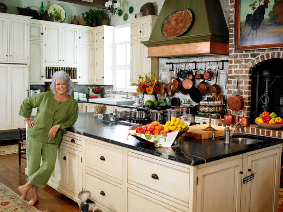 paula deen kitchen