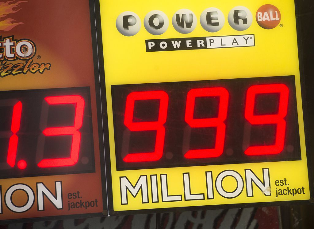 Indiana is one of the luckiest states when it come to the Powerball lottery