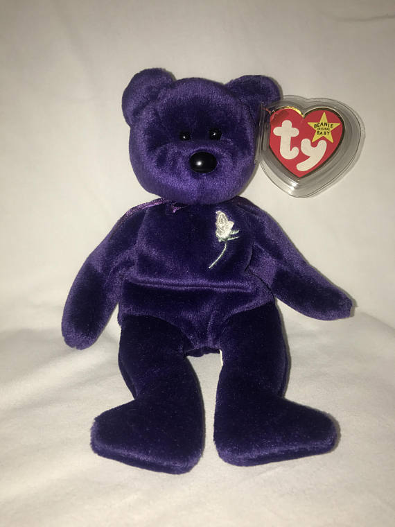 princess diana beanie babies and more popular toys and collectibles that are worth big bucks today. Black Bedroom Furniture Sets. Home Design Ideas