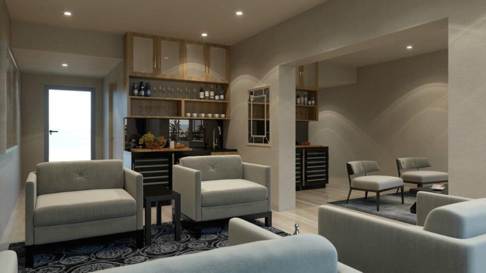 Private Suite Lounge LAX