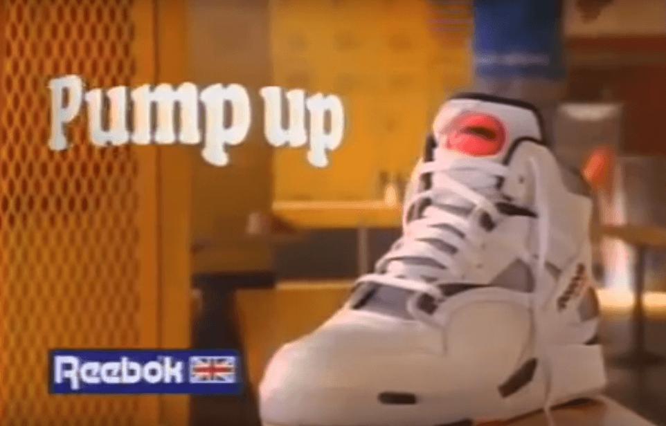 Reebok pumps sneakers