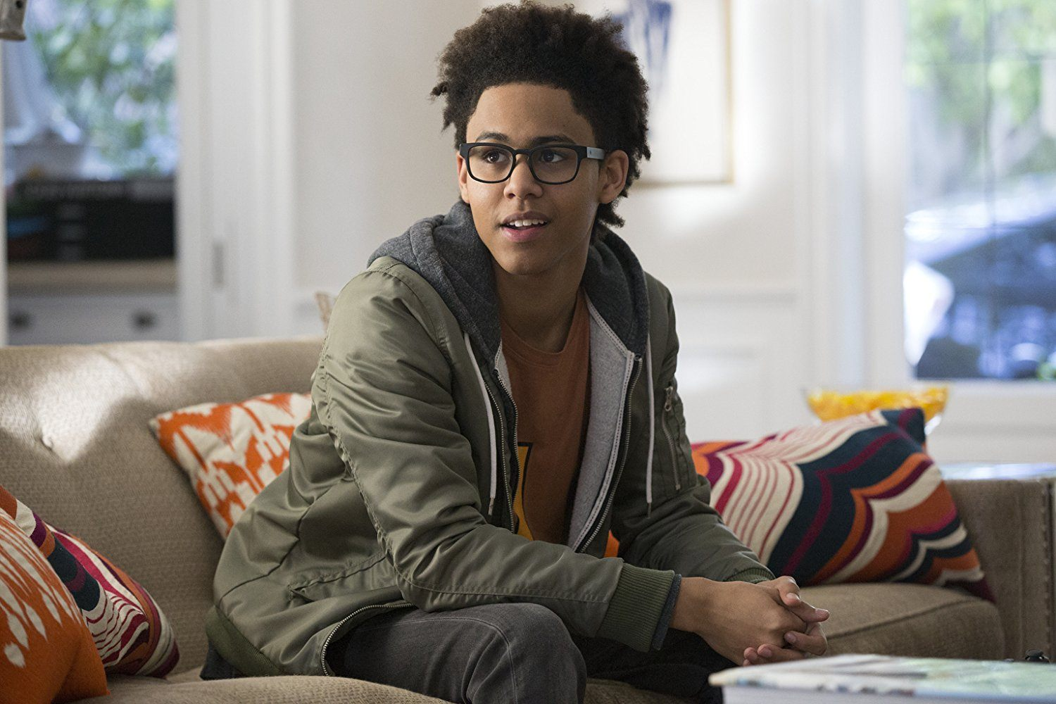 Rhenzy Feliz as Alex Wilder in Marvel's Runaways