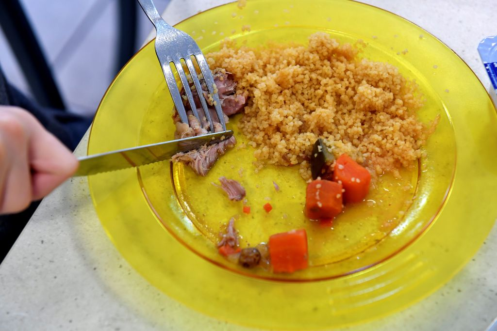 School Lunches France