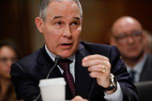 Everything Scott Pruitt Did at EPA That Would Get You Fired