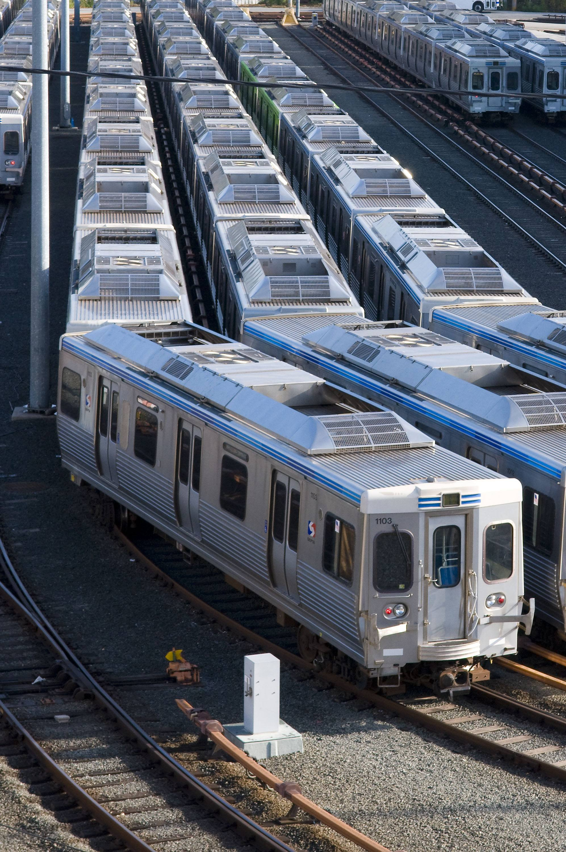 SEPTA trains Philadelphia