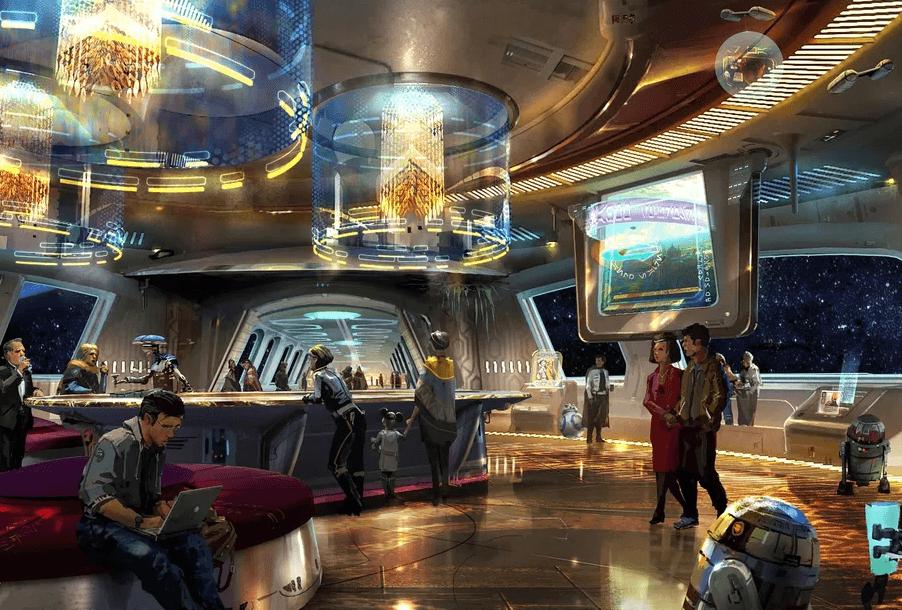Star Wars Hotel