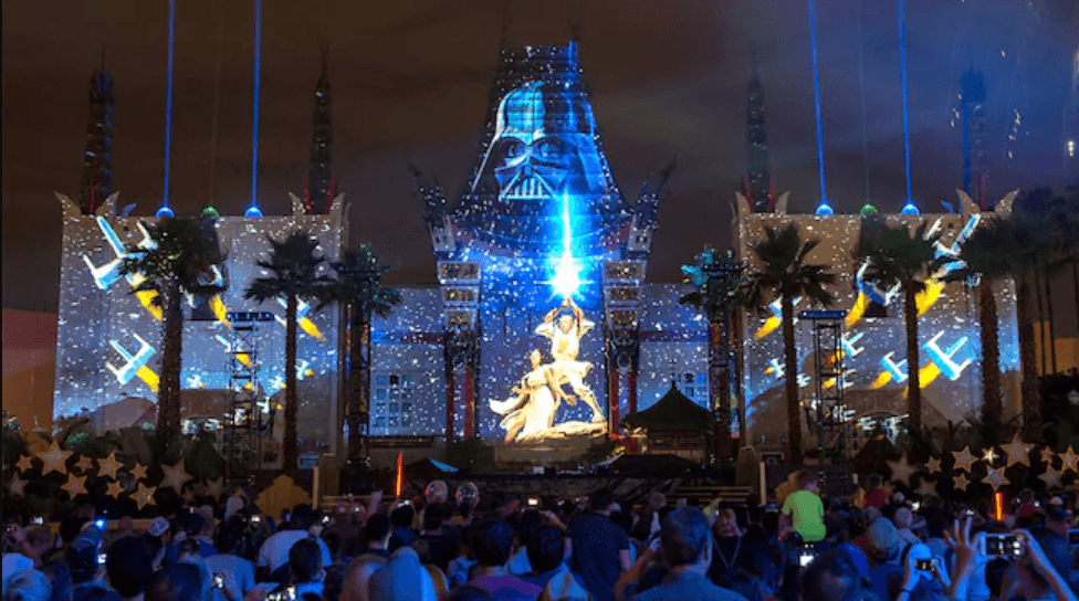 Star Wars Galactic Spectacular