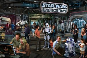 Star Tours and Other Ways Disney Is Bringing 'Star Wars' Fans to Its Parks