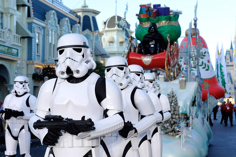 Storm Troopers Disney