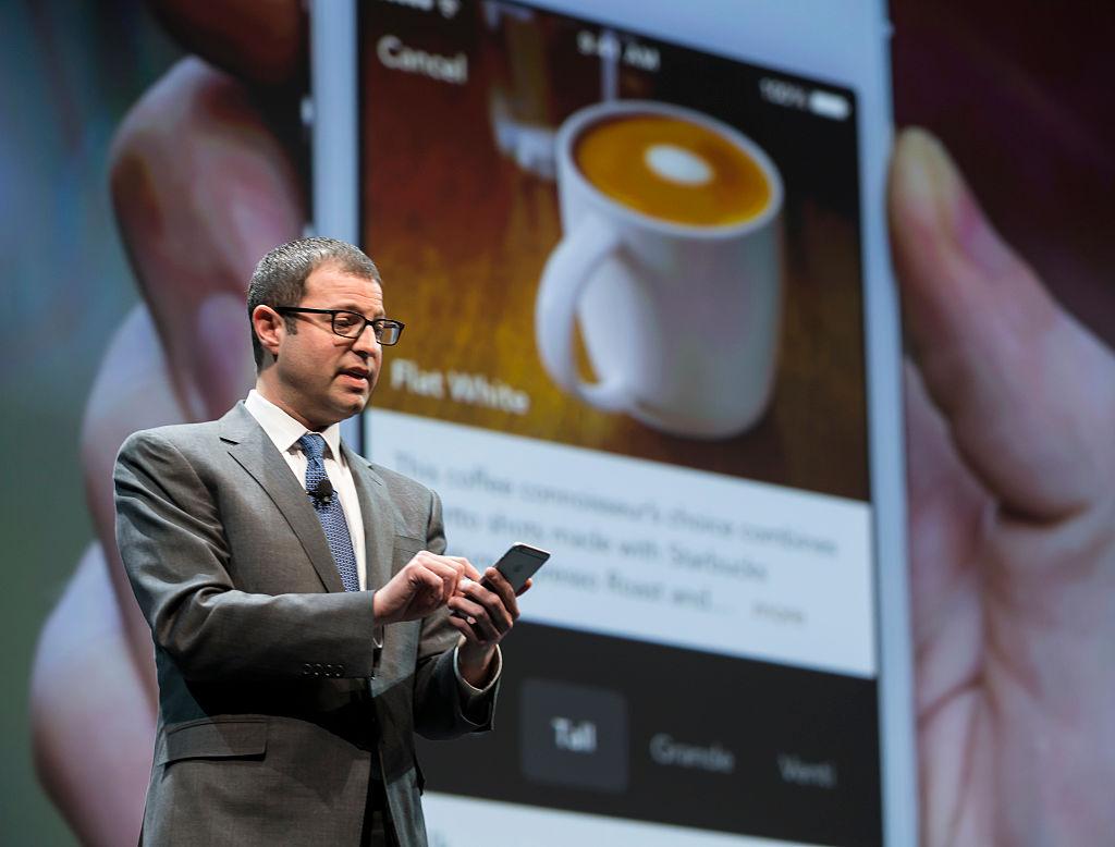 Starbucs App
