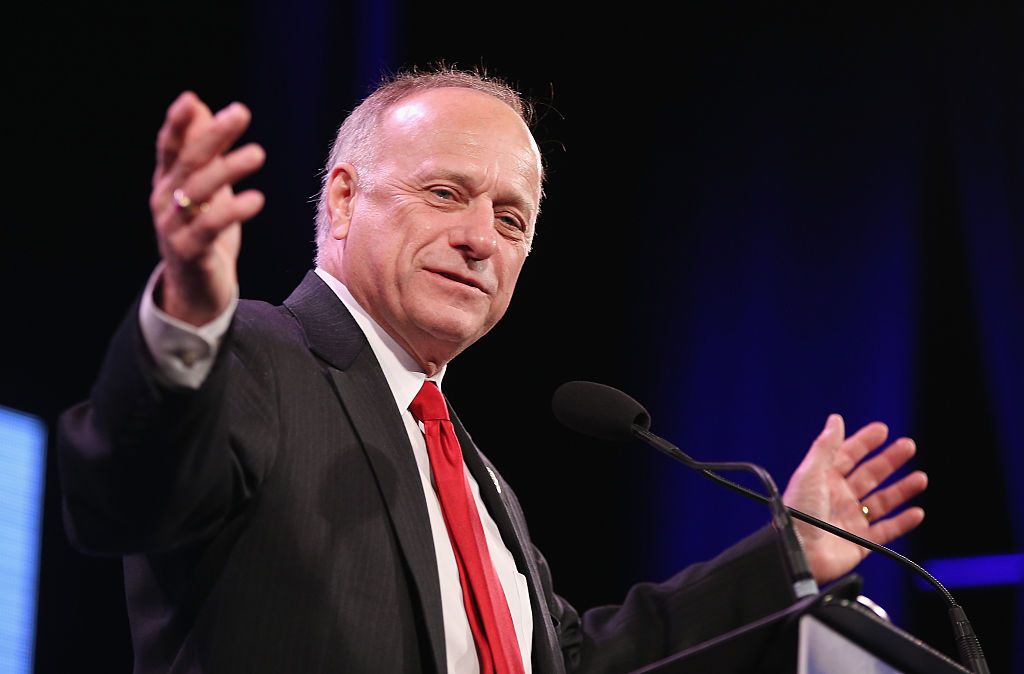 Rep. Steve King Iowa