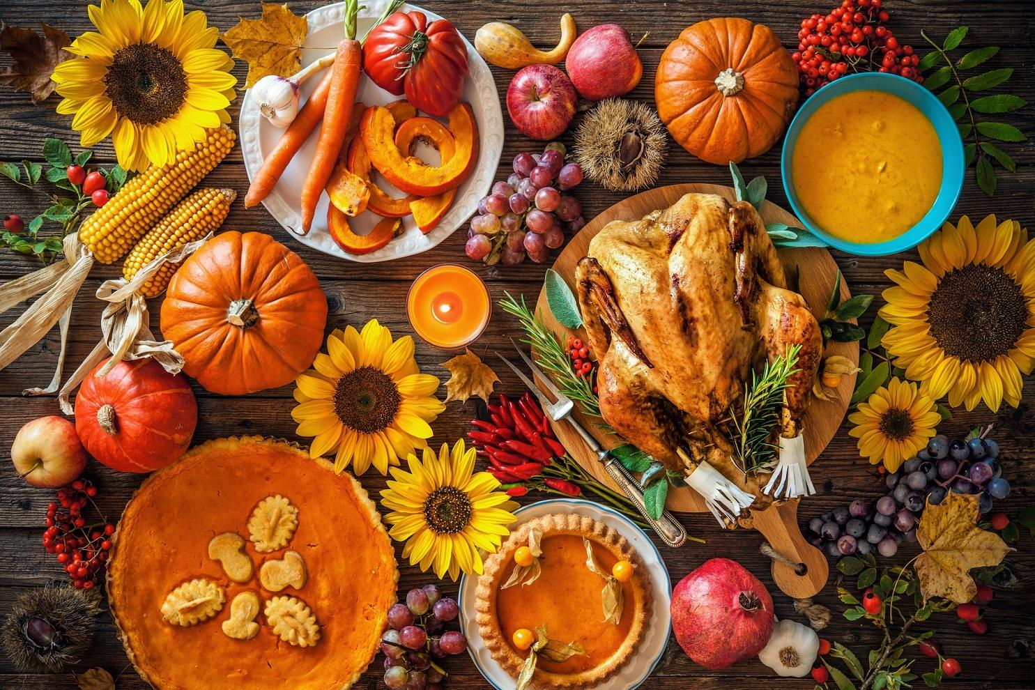 Roasted Thanksgiving Turkey