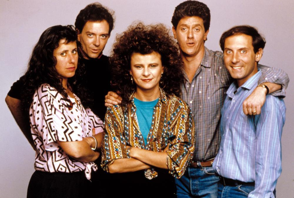 The Tracey Ullman Show cast