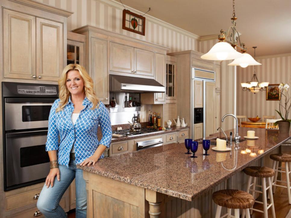 Trisha Yearwood kitchen