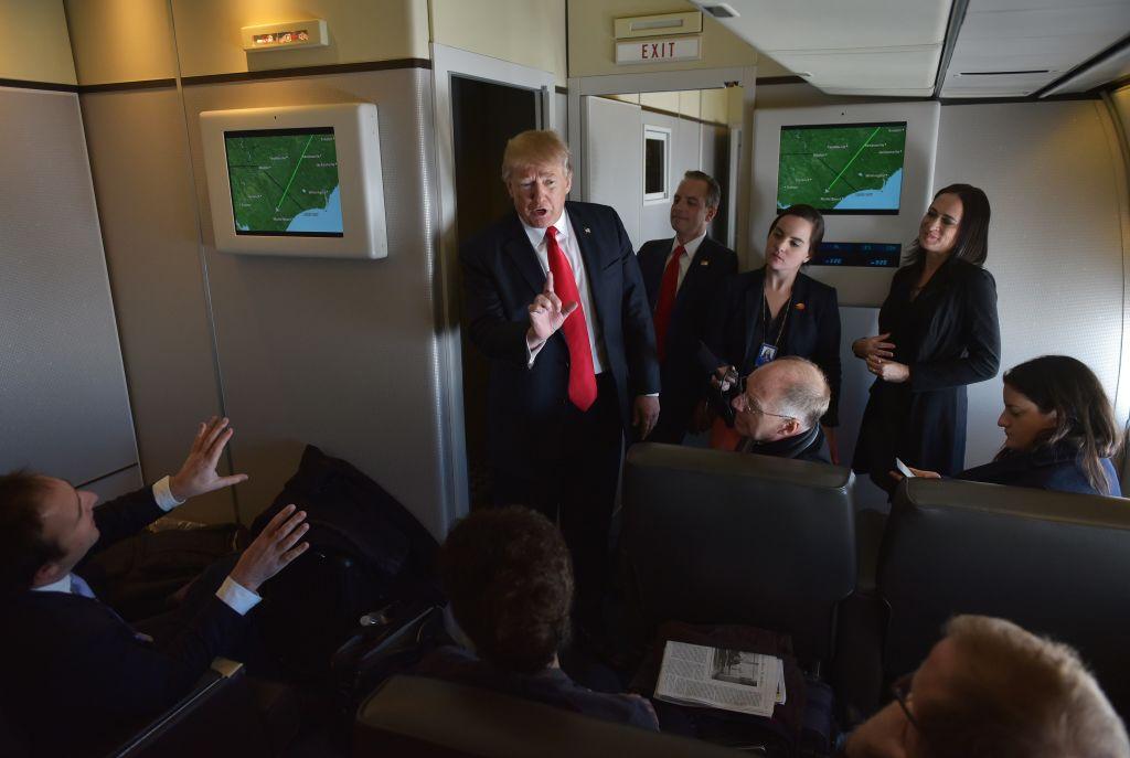 Trump Air Force One
