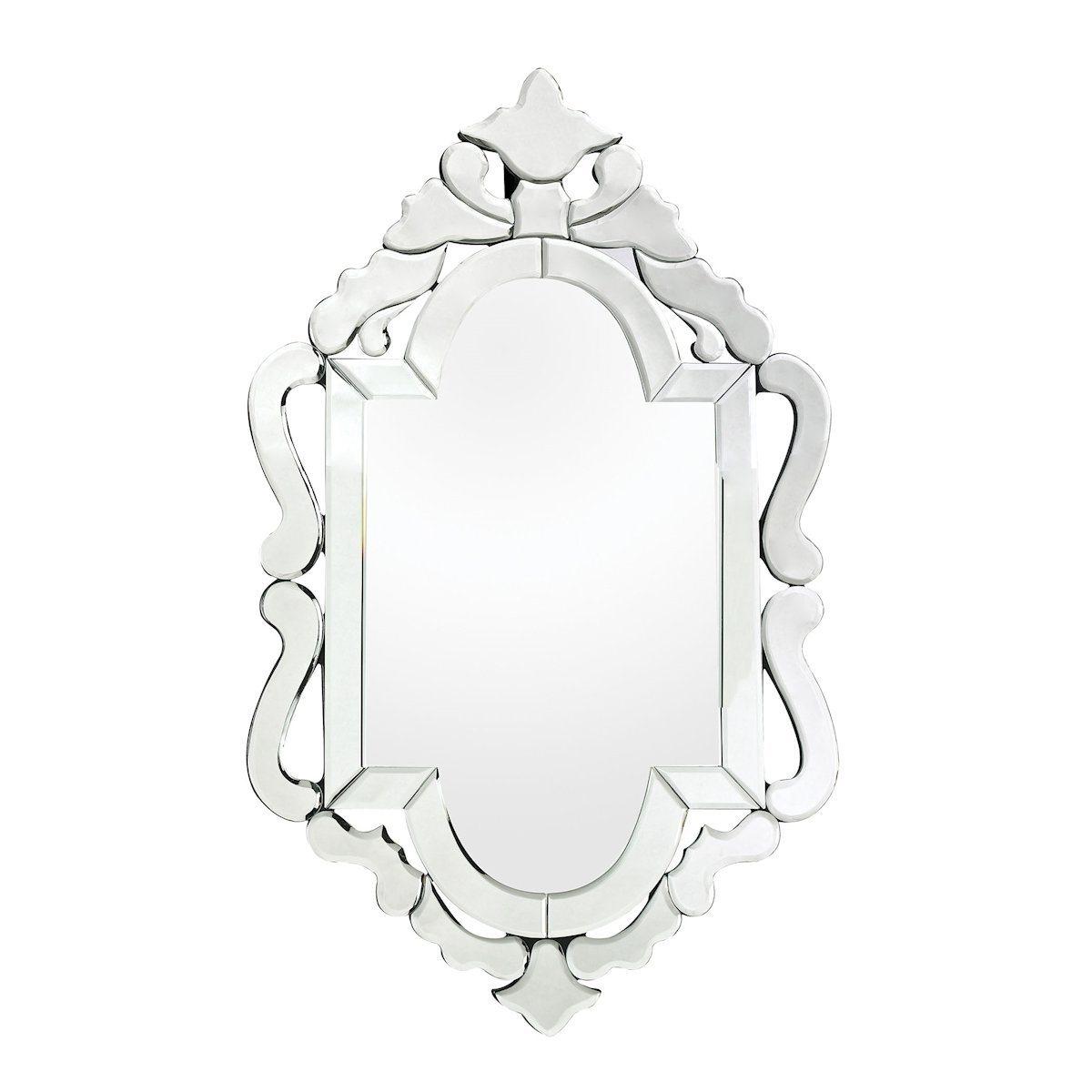 trump venetian mirror
