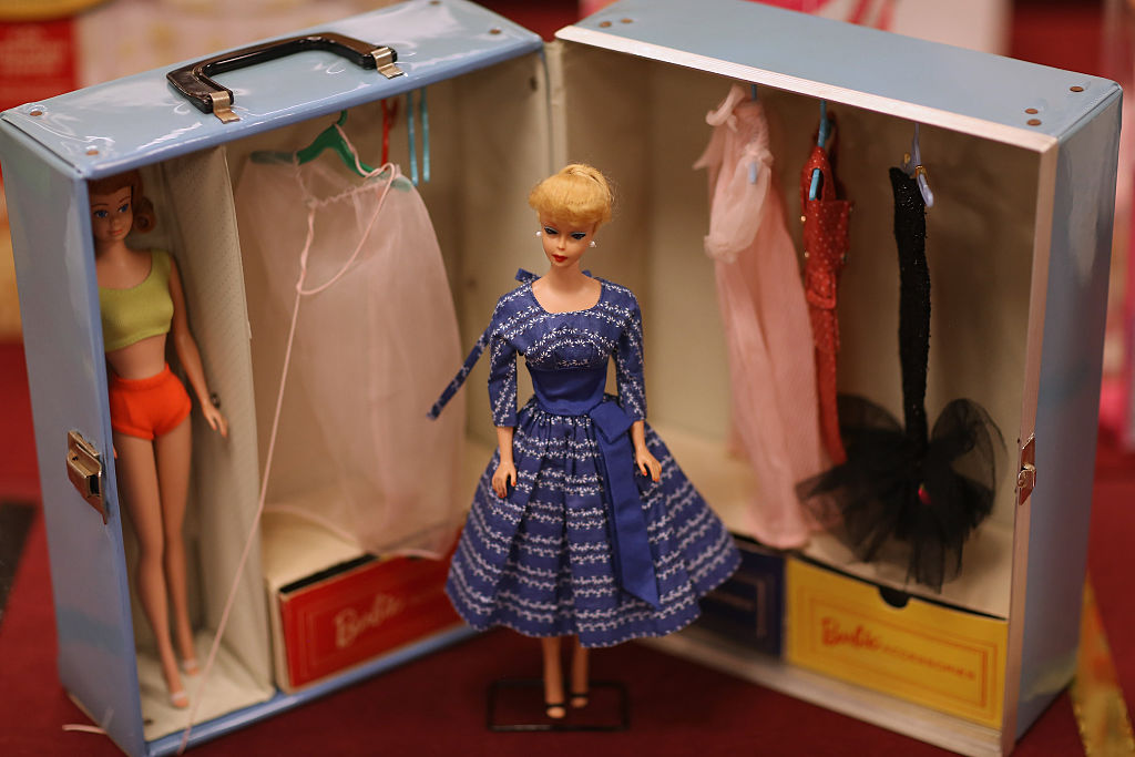 Vintage Barbie doll