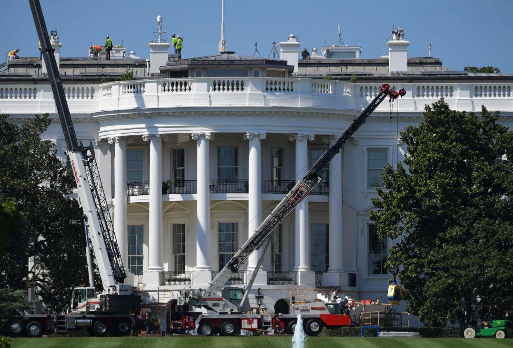 White House Renovation