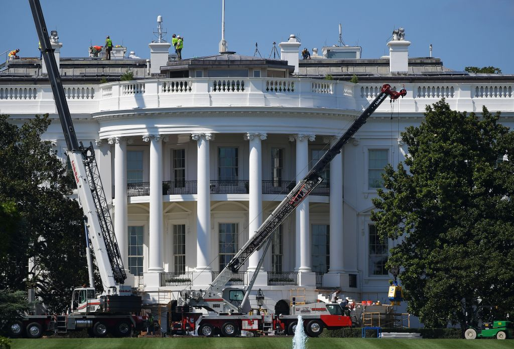 White House Renovation